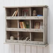 image result for vintage wall mounted kitchen shelving units - Wall Mounted Kitchen Shelf