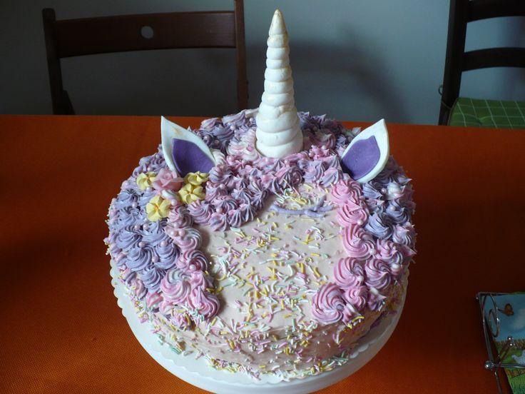 Unikornis torta / Unicorn cake