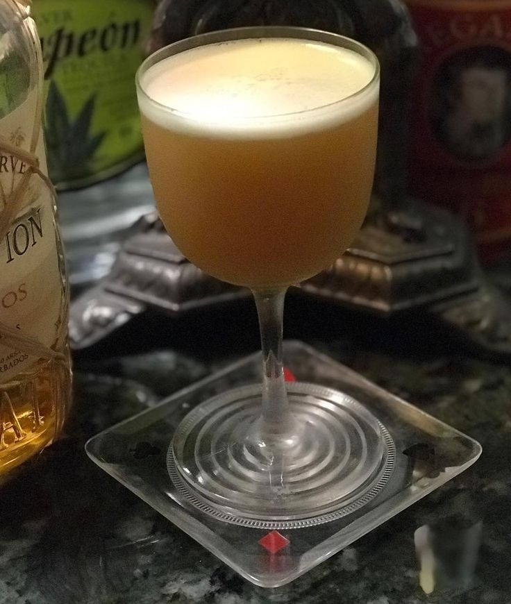 Tonight's Finish Conquistador . Another variation taken from the  #cocktailvirginslut.  This cocktail brilliantly brings together Barbados Rum and Fine Blanco Tequila this is really good. . The Beacon Lane version of the. Conquistador: 1 oz #Plantation5year rum 1 oz #Campeontequila Silver 3/4 oz Maple Syrup  1/2 oz Lemon Juice 1/2 oz Lime Juice 2 dash Orange Bitters  1 Egg White  Dry Shake for about 15 seconds then shake with ice until cold. Pour into vintage wine glasses and enjoy…