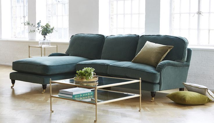 Shop the Darlings of Chelsea Sofa Range now and get 50% off all stock!