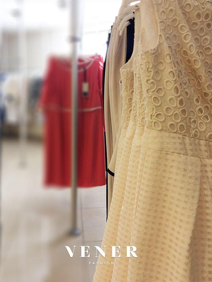 Πολλές Επιλογές με την υπογραφή της #VENER #fashion #Colors #SS15 #greekdesign #woman #skirts #dress #quality #summer