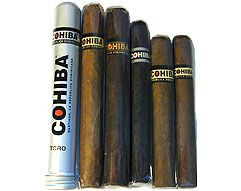 "<p> <span style=""font-size: 12px""><span style=""font-family: arial, helvetica, sans-serif"">From one of the premier names in the cigar world, comes this unique <b>Cohiba cigar sampler</b>.  A must have selection of fine <i>Cohibas</i> from across the various Cohiba cigar lines. This cigar sampler includes one each of these <i>..."