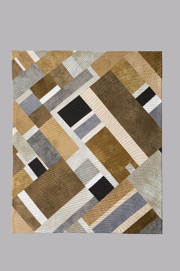 Lost in Translation - SandraPalmerCiolino.com | Fiber Artist | Contemporary Quilting | Cincinnati, Ohio