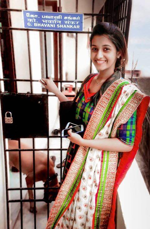 Priya Bhavani Shankar in Salwar