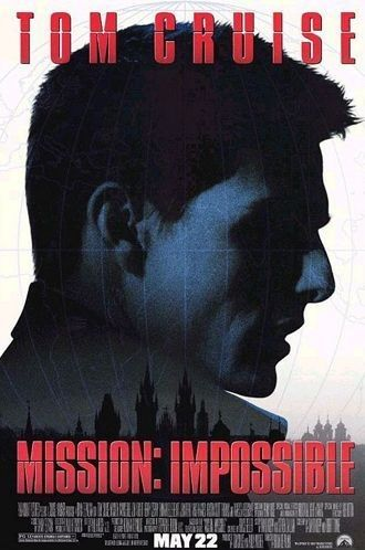 Mission: Impossible (1996) An iconic slice of Sixties cool; Tom Cruise; Brian De Palma; French hottie Emmanuelle Béart… how could Mission: Impossible fail? Which of course it didn't. Tom Cruise was then surfing the wave of a rebirth of cool, espionage flicks were reawakened by the return of James Bond the year before in 1995, and the entire production had a knowing sense of being both epic and entertaining.