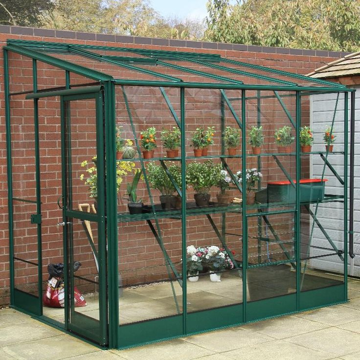 Wide  Deep Greenhouse Toughened Glass