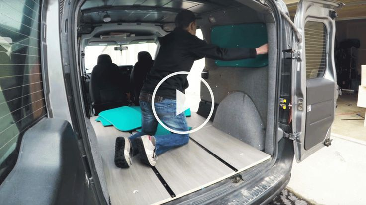 In an age where camper vans are either unreliable or impractical, Wayfare Vans aims to provide an alternative. For $4700 you can convert a Dodge Ram ProMaster City into the camper van you've always wanted, and this video provides an easy to follow tutorial on installing one of the company's conversion kits. In 25 easy minutes, this van goes from a hollow shell to a full-fledged adventure mobile. Just make sure you remember to batten down the hatches.