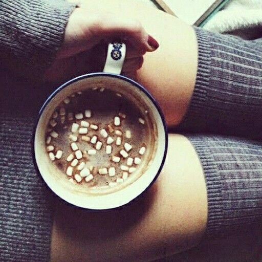 Hot ciocolat