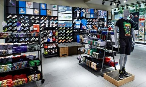 Foot Locker Shoe Stores Perth