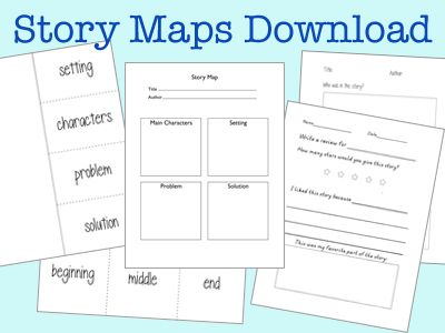 Best Story Maps Images On   Story Maps Graphic