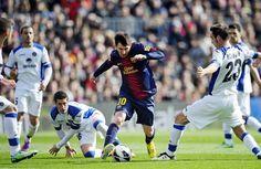 Lionel Messi dribbling Ultra HD wallpaper | UHD-Wallpapers.Net