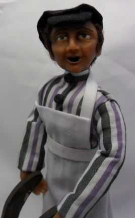 doll 1 12 miniature ooak by Esther Guerra