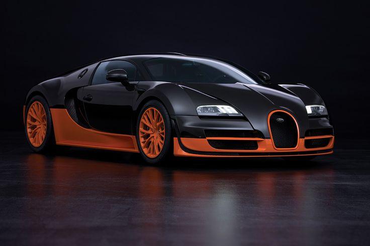 267 mph. 2010 Bugatti 16/4 Veyron Super Sport