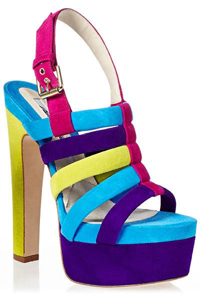 Brian Atwood Spring 2013 - The Fashion Bomb Blog