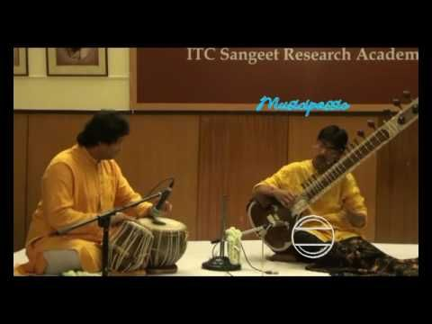 Raga Shree Vilambit Gat-bistar&Chand (New Creation) Indian Classical Mus...