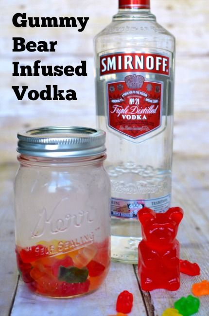 1000 images about candy cocktails and shots on pinterest for Tea with vodka recipe