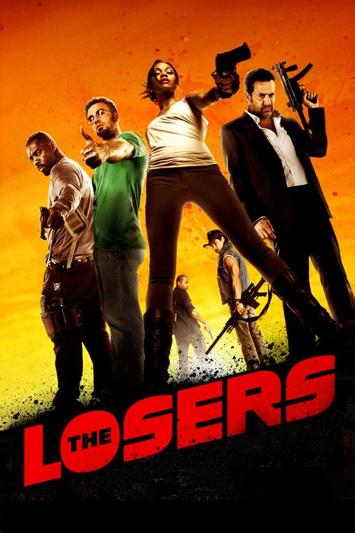 Watch The Losers Full-Movie