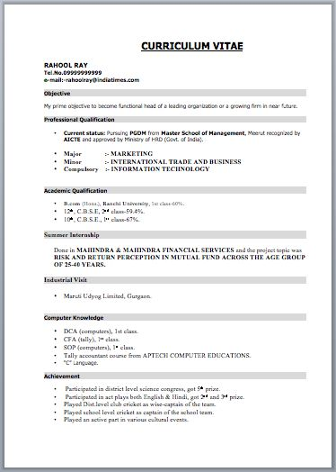 125 best resume sample images on Pinterest Resume, Resume - booking agent resume