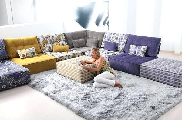 Boden Seating Ideen Wohnzimmer Dekoration Ideen Diy Wohnzimmer Mobel Wohnen Diy Wohnzimmer