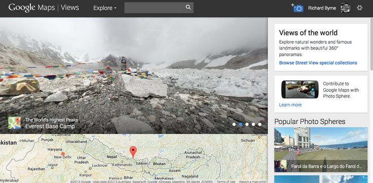 A Collection of the Best Google Maps Street View Imagery