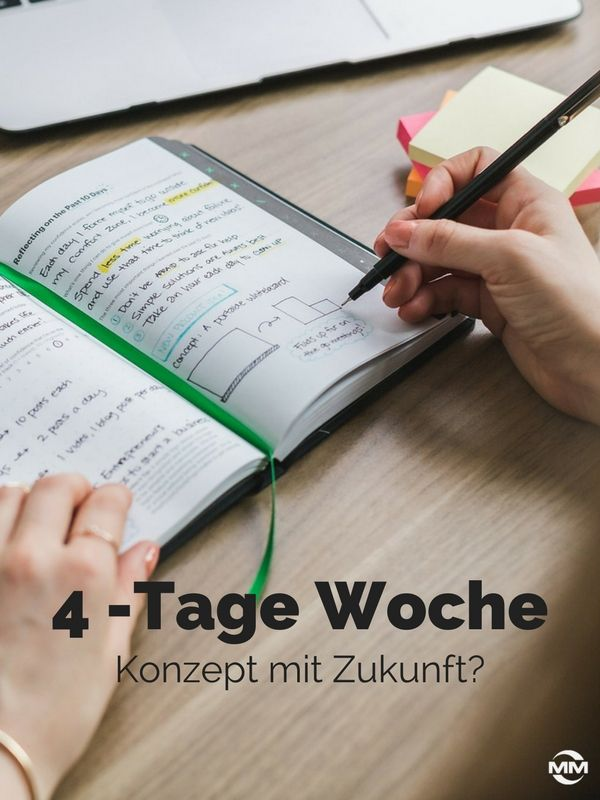 Die Vier-Tage-Woche: ein zukunftsweisendes Konzept? – Marktplatz-Mittelstand.de