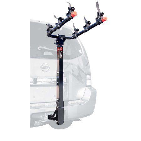 Allen Sports 532RR Deluxe 3-Bike Hitch Mounted Bike Rack, Black