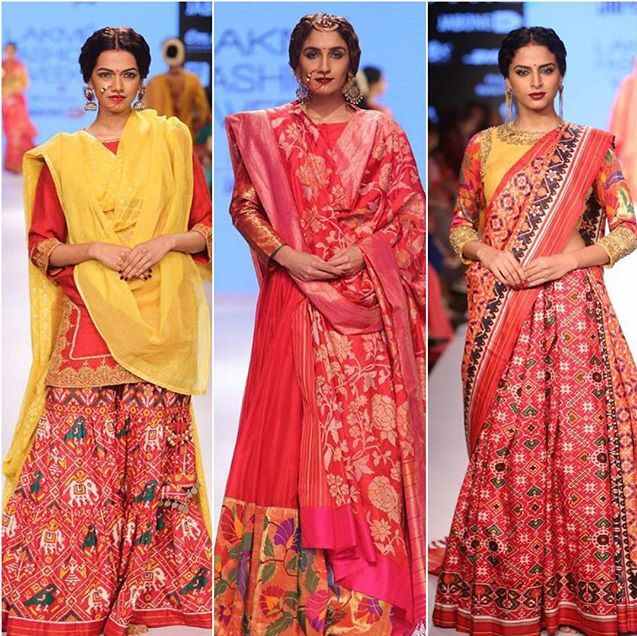 Gaurang Shah LFW 2015