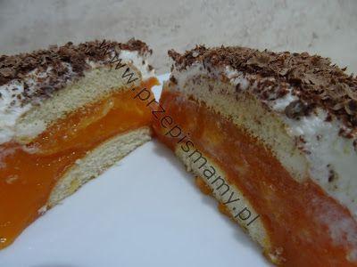 """www.przepismamy.pl: Ciasto bez pieczenia """"Lambada"""""""
