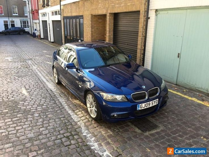 2009 BMW 330D M SPORT AUTO TRIPTRONIC SAT NAV FSH 1P OWNER 335D 335I 320D 318D #bmw #sport #forsale #unitedkingdom