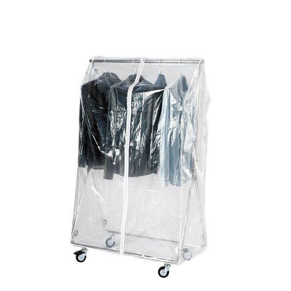 Hoes voor kledingrek -  150x50x150 cm-Kledinghoezen. Retif.nl