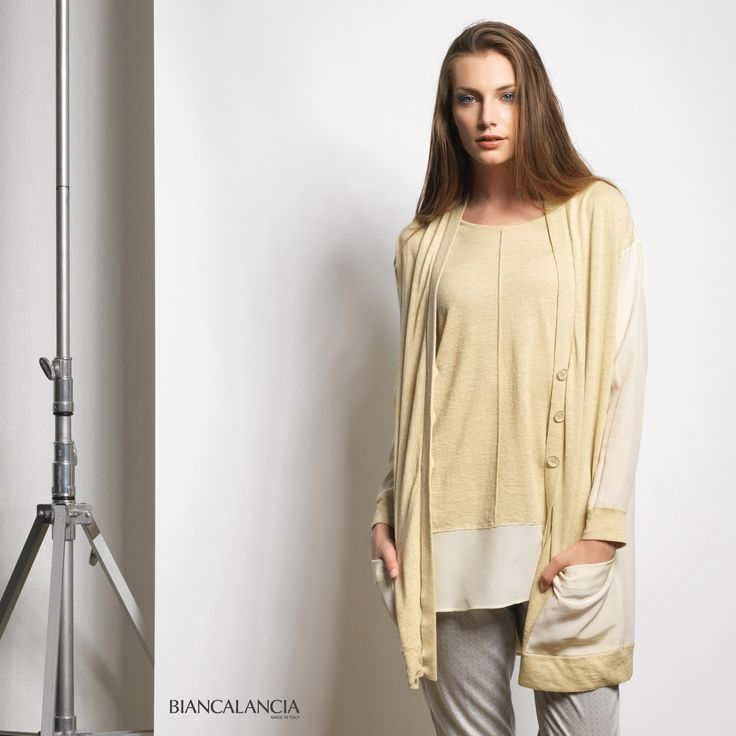 Yellow&Grey Outfit. Spring Summer 2016/Biancalancia