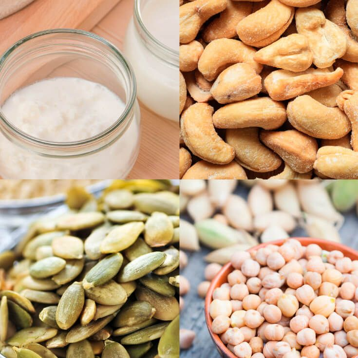 Foods high in zinc - Dr. Axe
