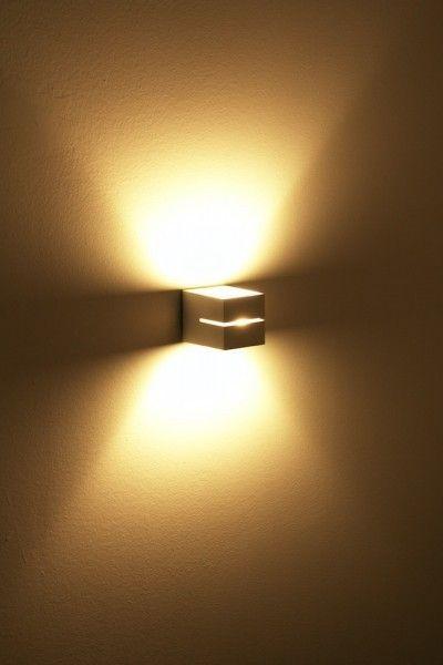 PHILIPS LEDINO LED Wandleuchte 1 x 5 Watt - 200 Lumen - 2700 Kelvin 332903116 Marken Philips Innenbereich Wandleuchten