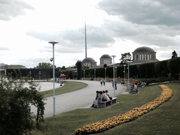 Wrocławska Fontanna, Wystawowa 1, 50-001 Wrocław, Polen