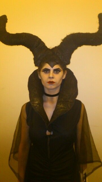 Maleficent - Make up contest
