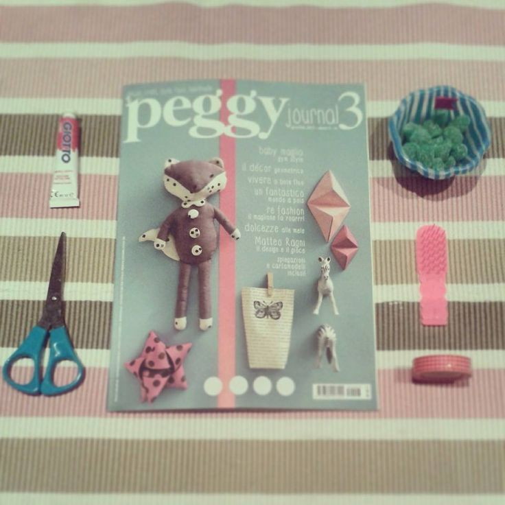 "#Peggy3 ""Evviva il nuovo Peggy!"" - Elena Parodi"