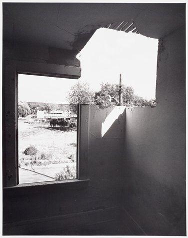 Arte e Arquitetura: Building Cuts, Gordon Matta Clark