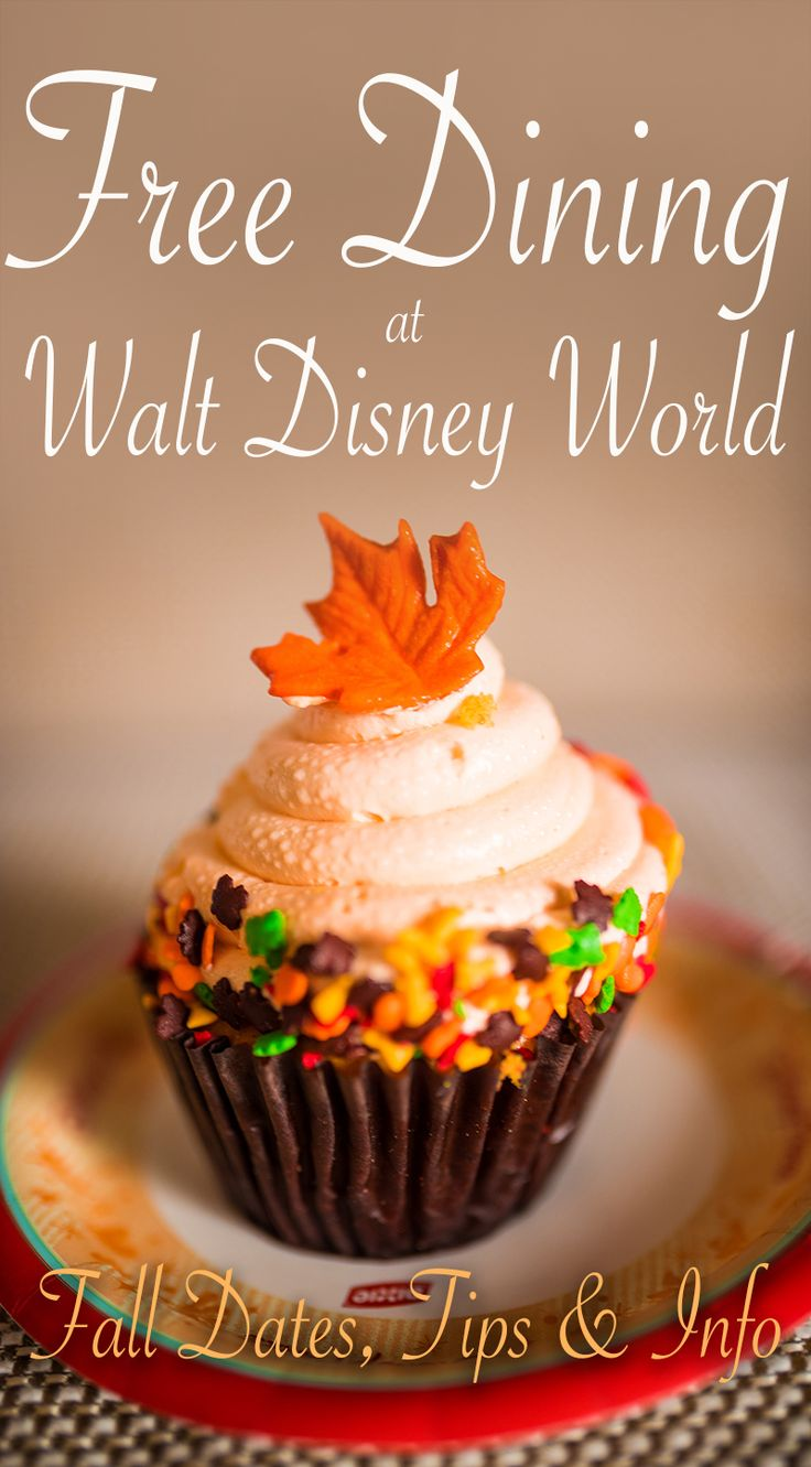 Free disney dining plan 2016 dates - Disney World Free Dining 2017 Dates