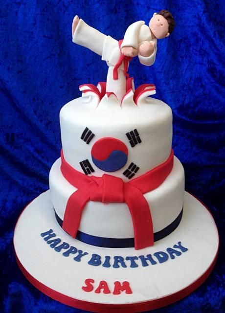 Karate Cake Design : Best 25+ Karate cake ideas on Pinterest