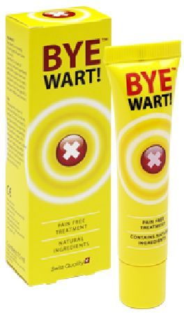 bye wart Cream 15ml Bye Wart Cream 15ml: Express Chemist offer fast delivery and friendly, reliable service. Buy Bye Wart Cream 15ml online from Express Chemist today! (Barcode EAN=8712804012623) http://www.MightGet.com/january-2017-11/bye-wart-cream-15ml.asp