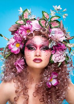 Super 25 Best Ideas About Fairy Fantasy Makeup On Pinterest Fairy Hairstyles For Women Draintrainus