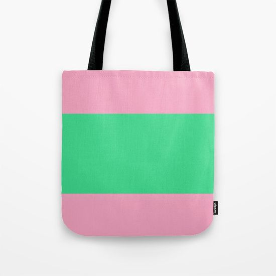 Green Path Tote Bag by Bravely Optimistic | Society6