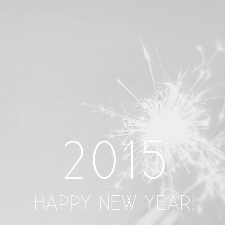 thatnordicfeeling:  Happy New Year! Hope you will all have a wonderful evening and an equally amazing new year! ♥ Godt Nytår! ♥ Gott nytt år! ♥ by ACUC