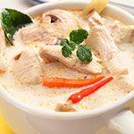 Tom Kha Gai Soup + Authentic Thai Recipes