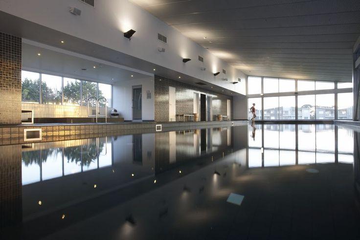 indoor pool = swimming all year round #silverwaterresort