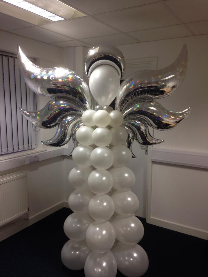 Our very own Guardian Angel! Balloon