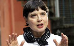 Isabella Rossellini is about to return to cinema screens in Enemy