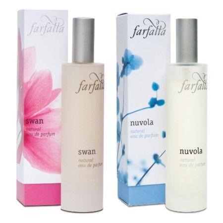 Nieuw! Farfalla parfums: heerlijke 100% natuurlijke parfums met biologische etherische oliën. Natrue gecertificeerde biologische natuurcosmetica, bevat 0% synthetica, is dierproefvrij en geschikt voor vegans. #eaudeparfum #farfalla #naturkosmetik #natuurcosmetica #natrue #vegan #druantia