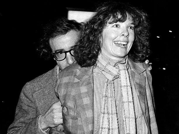 Diane Keaton to accept Cecil B. DeMille Award on Woody Allen's behalf at Golden Globes | EW.com
