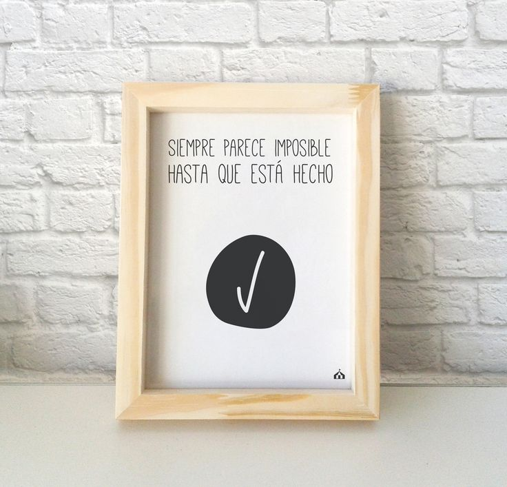 17 best images about frases on pinterest nelson mandela for Cuadros originales para decorar